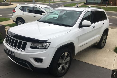 Jeep Grand Cherokee 0 Clyde 12608