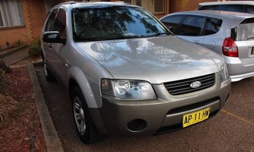 Ford Territory 0 Blacktown 11423