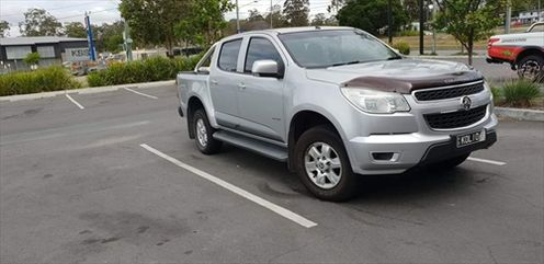 Holden Colorado 0 Redbank-plains 13970