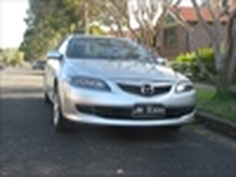 MAZDA 6 Limited GG Series 2