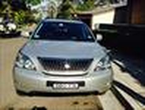 LEXUS RX350 Sports Luxury GSU35R