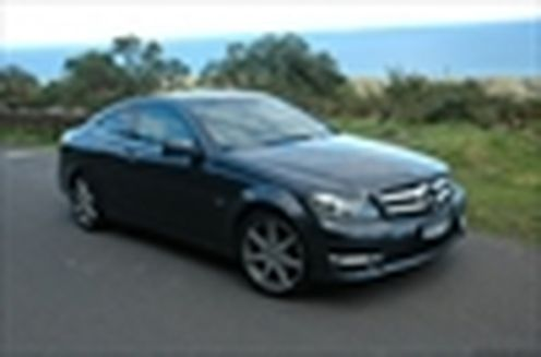 MERCEDES C250 BlueEFFICIENCY C204