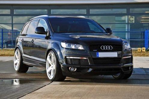 Audi Q - Audi 4wd