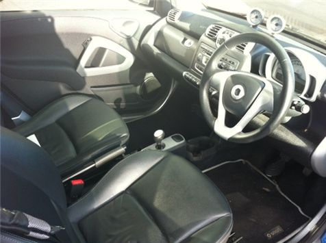 SMART ForTwo pulse 451